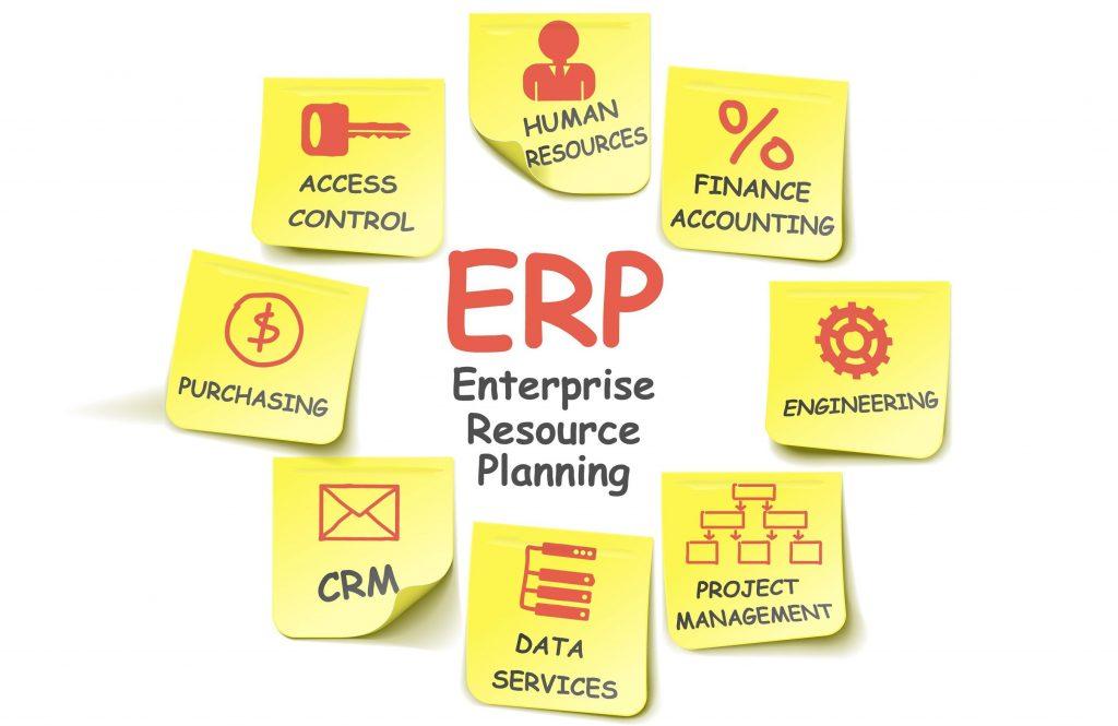 برنامهریزی منابع سازمانی (ERP) چیست؟