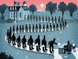 دغدغه ای به نام بازار کار
