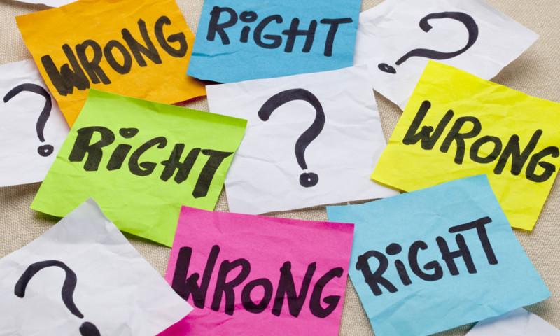 مدیریت ریسک با اصول اخلاقی ارتباطی دارد؟