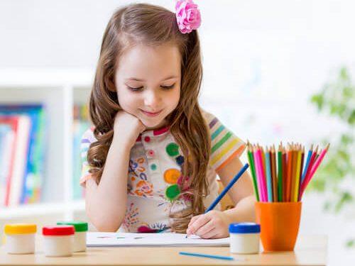 تقویت خلاقیت کودکان با آموزش روش های نقاشی
