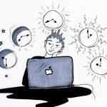 گزارش فعالیت ها : تشخیص اتلاف زمان در کارهای روزمره