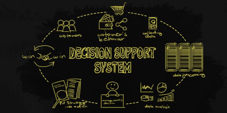 سیستم پشتیبانی تصمیم (DSS) و انواع آن