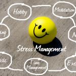 نقشه ذهنی مدیریت استرس