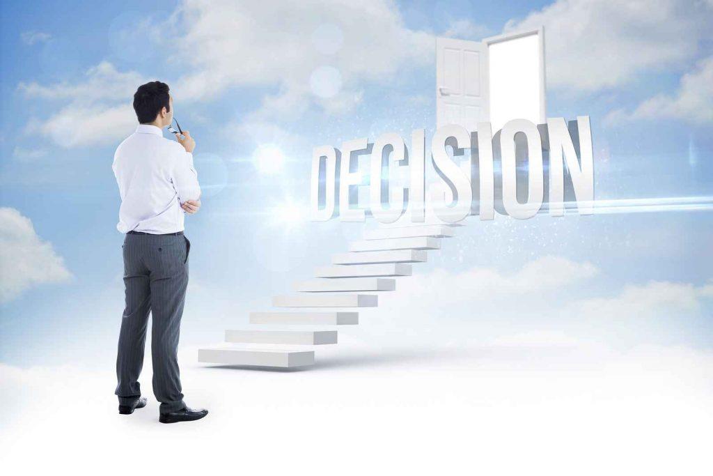 راهکارهایی برای بهبود در تصمیم گیری و انواع تصمیم گیری در افراد