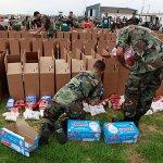 مدیریت بحران و عملیات امدادی در سوانح ؛ کمک به آسیب دیدگان