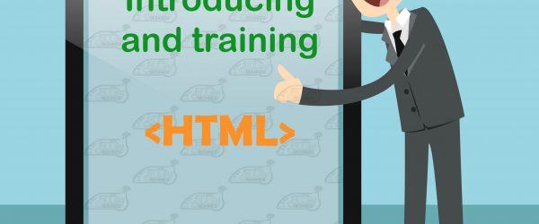 اینفوگرافیک : تاریخچه تکامل HTML
