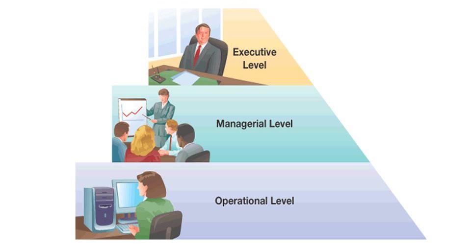 طبقه بندی مدیران در سازمان (انواع مدیران و سطوح مدیریت)